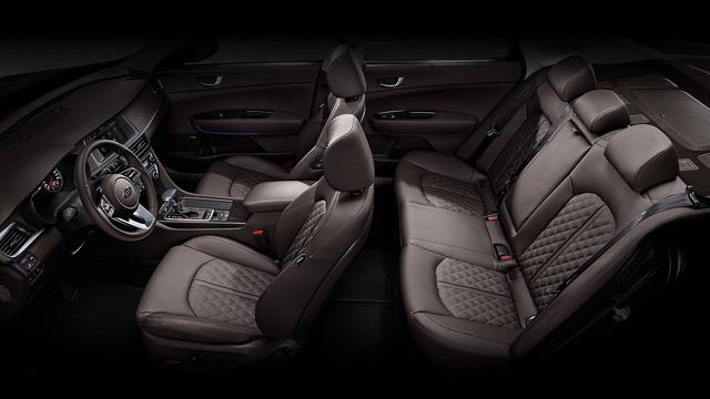 Kia hé lộ Optima facelift thông qua K5 mới tại Hàn Quốc - Ảnh 8.