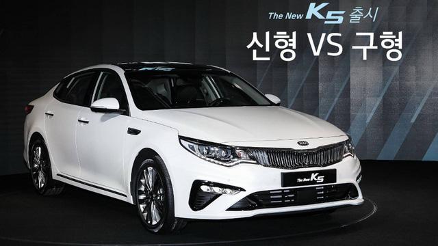 Kia hé lộ Optima facelift thông qua K5 mới tại Hàn Quốc - Ảnh 9.