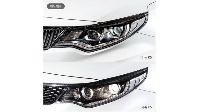 Kia hé lộ Optima facelift thông qua K5 mới tại Hàn Quốc - Ảnh 3.
