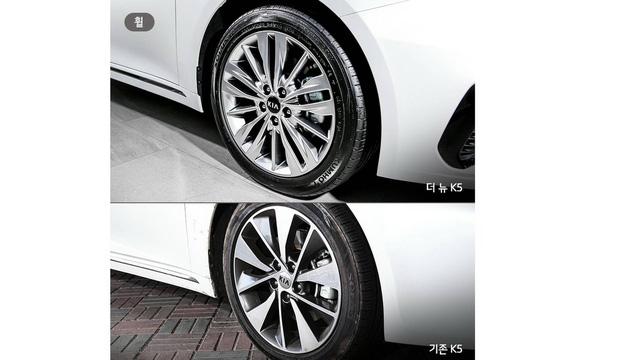 Kia hé lộ Optima facelift thông qua K5 mới tại Hàn Quốc - Ảnh 4.