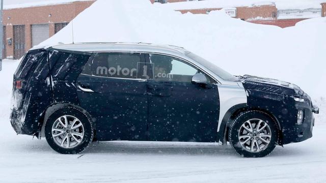 Hyundai Santa Fe thế hệ mới sắp về Việt Nam lần đầu lộ diện - Ảnh 3.