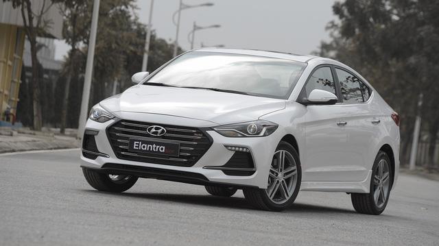 Đấu Mazda3, Hyundai Elantra Sport giá 729 triệu đồng tại Việt Nam