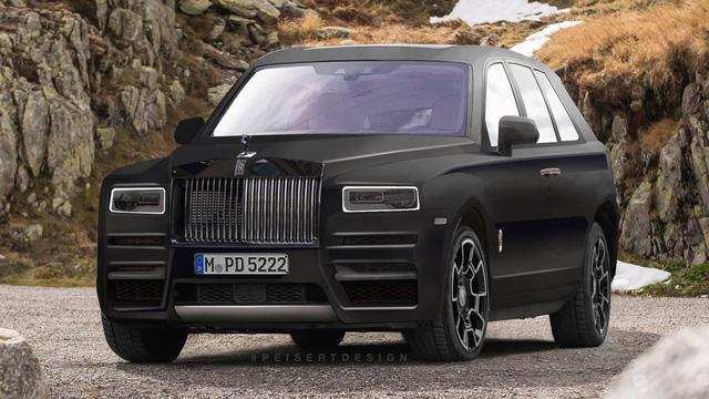 SVU siêu sang đầu tiên của Rolls-Royce sẽ bí mật chào hàng giới siêu giàu - Ảnh 1.