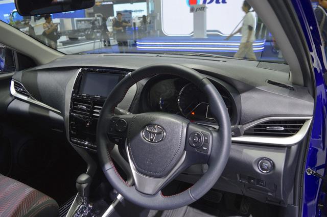 Toyota Vios 2018 tiếp tục đổ bộ châu Á - Ảnh 4.