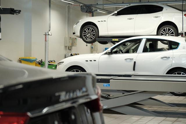 Maserati sắp ra mắt xưởng dịch vụ đầu tiên tại Việt Nam - Ảnh 4.