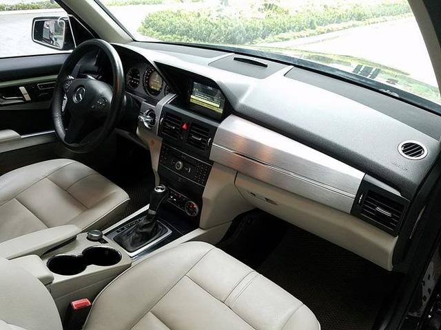 Mercedes-Benz GLK300 2010 lăn bánh hơn 54.000km rao bán lại giá 745 triệu đồng - Ảnh 5.