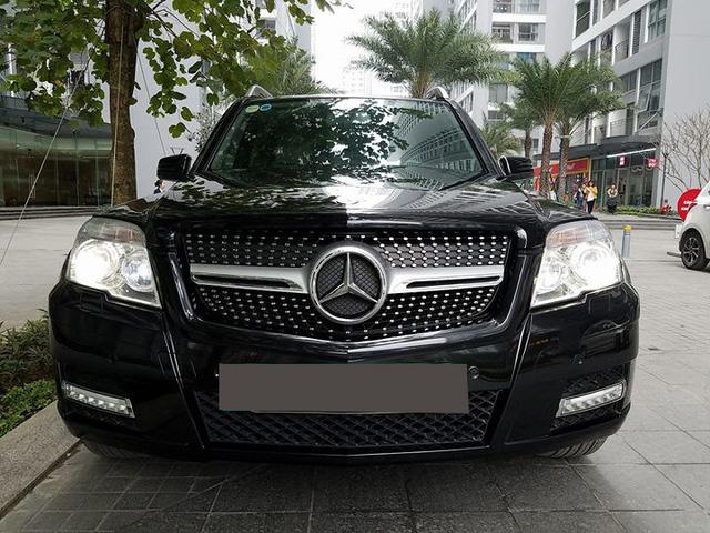 Mercedes-Benz GLK300 2010 lăn bánh hơn 54.000km rao bán lại giá 745 triệu đồng - Ảnh 1.