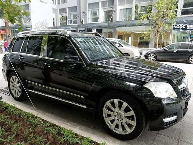 Mercedes-Benz GLK300 2010 lăn bánh hơn 54.000km rao bán lại giá 745 triệu đồng - Ảnh 2.