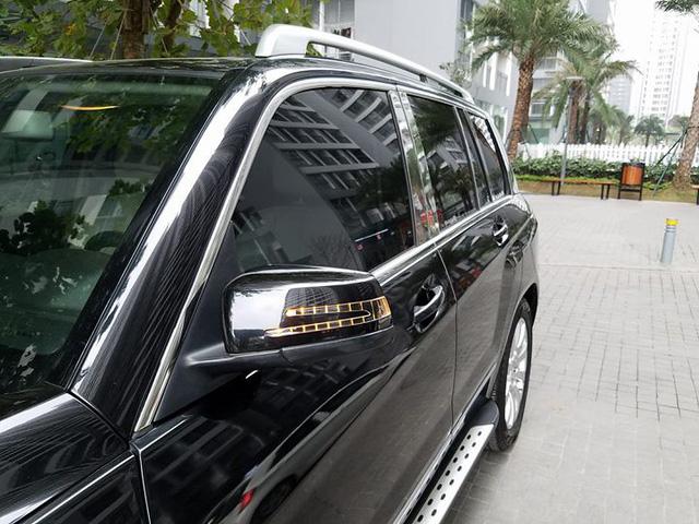 Mercedes-Benz GLK300 2010 lăn bánh hơn 54.000km rao bán lại giá 745 triệu đồng - Ảnh 8.