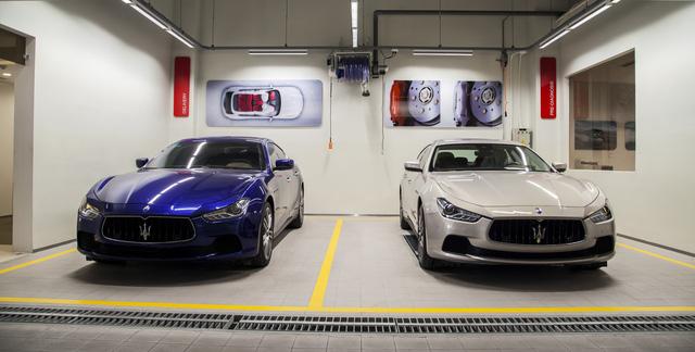 Maserati sắp ra mắt xưởng dịch vụ đầu tiên tại Việt Nam - Ảnh 2.