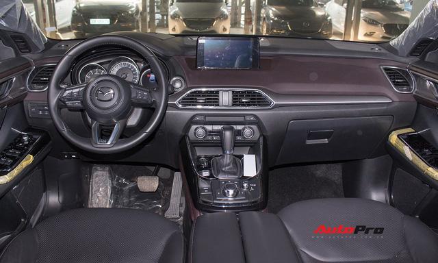 Mazda CX-9 giá 2,15 tỷ có gì để đấu Ford Explorer, Toyota Prado - Ảnh 13.