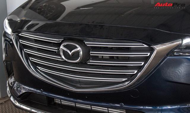 Mazda CX-9 giá 2,15 tỷ có gì để đấu Ford Explorer, Toyota Prado - Ảnh 5.