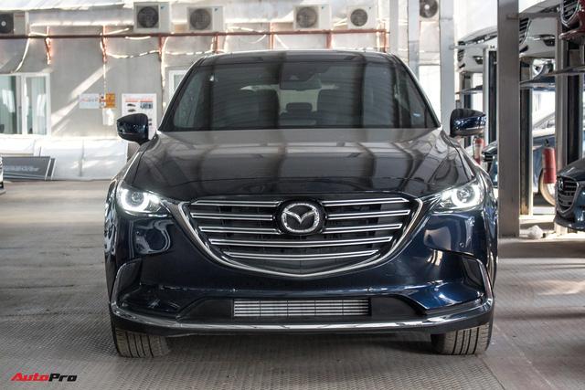 Mazda CX-9 giá 2,15 tỷ có gì để đấu Ford Explorer, Toyota Prado - Ảnh 2.