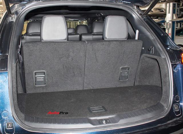 Mazda CX-9 giá 2,15 tỷ có gì để đấu Ford Explorer, Toyota Prado - Ảnh 27.
