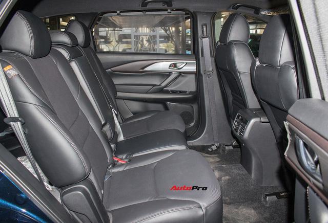 Mazda CX-9 giá 2,15 tỷ có gì để đấu Ford Explorer, Toyota Prado - Ảnh 14.