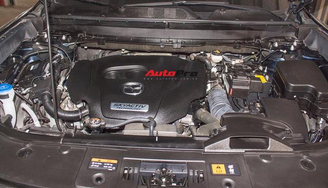Mazda CX-9 giá 2,15 tỷ có gì để đấu Ford Explorer, Toyota Prado - Ảnh 15.