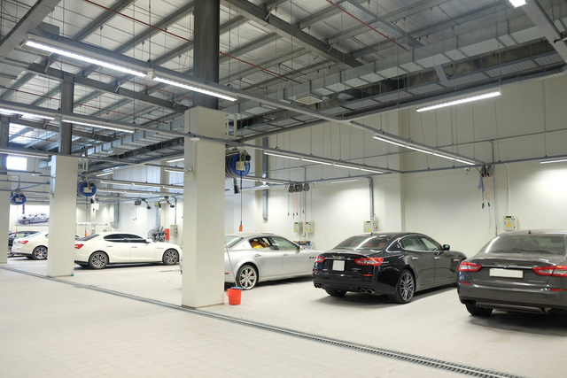 Maserati sắp ra mắt xưởng dịch vụ đầu tiên tại Việt Nam - Ảnh 3.