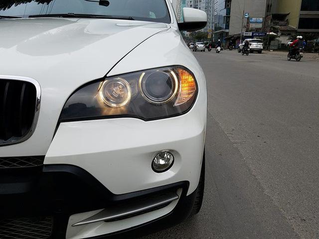 Lăn bánh hơn 114.000km, BMW X5 3.0 xDrive 2009 mất 2/3 giá trị - Ảnh 2.