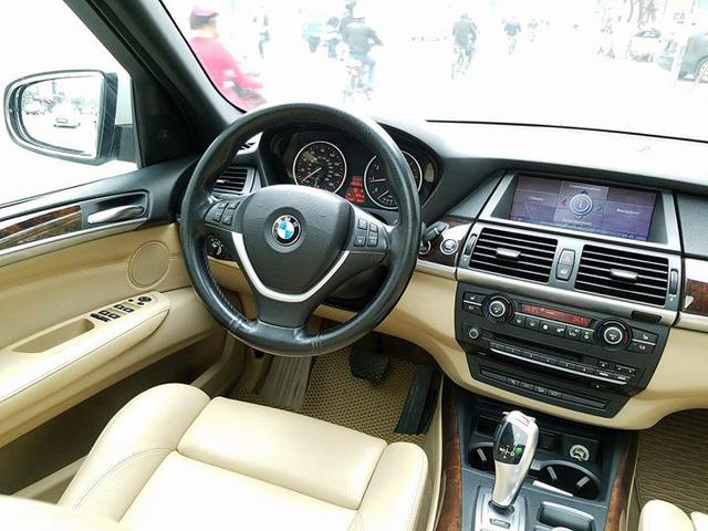 Lăn bánh hơn 114.000km, BMW X5 3.0 xDrive 2009 mất 2/3 giá trị - Ảnh 11.