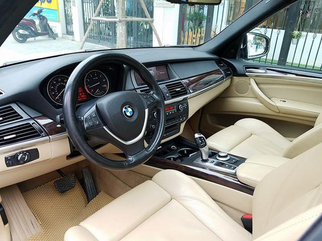 Lăn bánh hơn 114.000km, BMW X5 3.0 xDrive 2009 mất 2/3 giá trị - Ảnh 9.