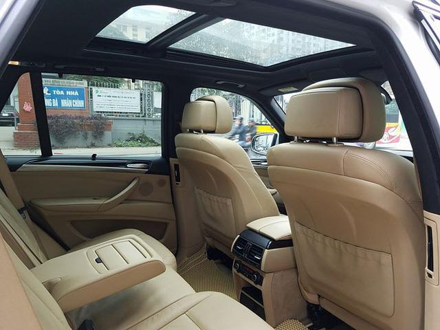 Lăn bánh hơn 114.000km, BMW X5 3.0 xDrive 2009 mất 2/3 giá trị - Ảnh 7.