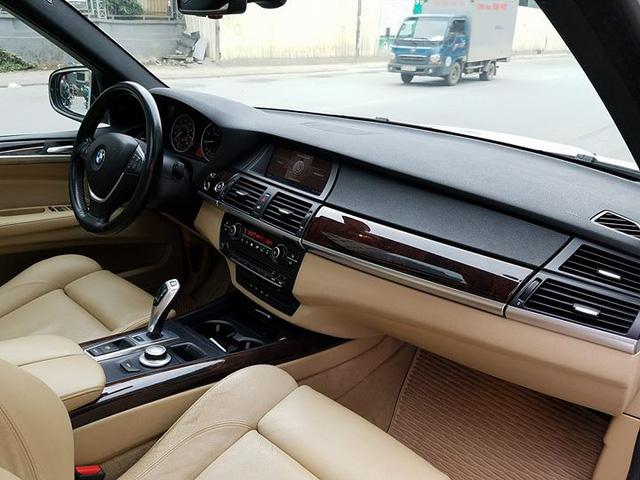 Lăn bánh hơn 114.000km, BMW X5 3.0 xDrive 2009 mất 2/3 giá trị - Ảnh 6.