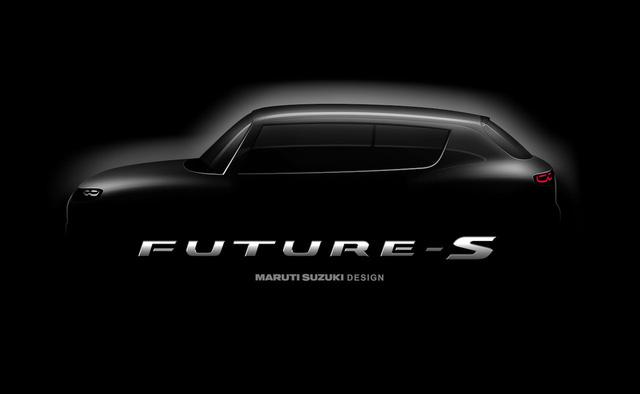 Maruti Future S Concept - đàn em Suzuki Vitara nhá hàng trước giờ ra mắt - Ảnh 1.