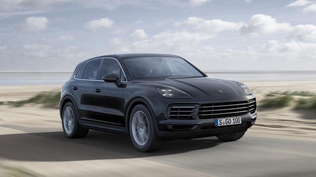 Porsche và mũi đinh ba hướng vào tương lai - Ảnh 1.