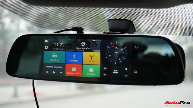 Đánh giá camera hành trình Webvision M39: Dễ lắp đặt, nhiều tính năng an toàn cho ô tô