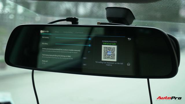 Đánh giá camera hành trình Webvision M39: Dễ lắp đặt, nhiều tính năng an toàn cho ô tô - Ảnh 17.
