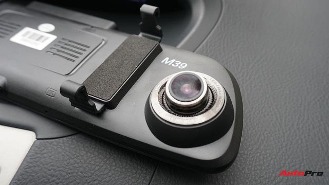 Đánh giá camera hành trình Webvision M39: Dễ lắp đặt, nhiều tính năng an toàn cho ô tô - Ảnh 14.