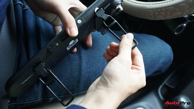 Đánh giá camera hành trình Webvision M39: Dễ lắp đặt, nhiều tính năng an toàn cho ô tô - Ảnh 12.