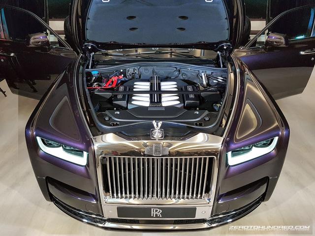 Chiếc Rolls-Royce Phantom 2018 đặc biệt này được trả gấp rưỡi giá bán thực - Ảnh 5.