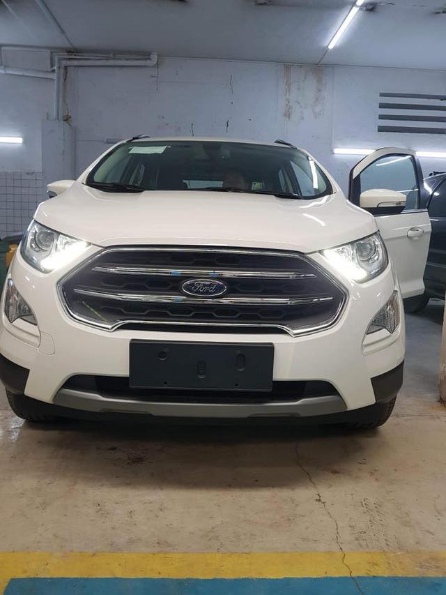 Ford EcoSport 2018 lộ ảnh và giá tạm tính tại Việt Nam - Ảnh 6.