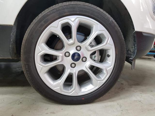 Ford EcoSport 2018 lộ ảnh và giá tạm tính tại Việt Nam - Ảnh 3.