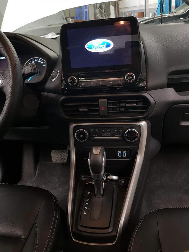 Ford EcoSport 2018 lộ ảnh và giá tạm tính tại Việt Nam - Ảnh 9.