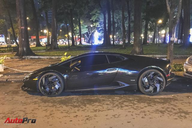 Lamborghini Huracan đổi màu lần thứ 3 tại Sài Gòn - Ảnh 3.