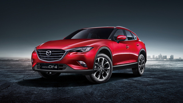 Mazda CX-4 cũng không thoát được nạn nhái xe tại Trung Quốc - Ảnh 4.