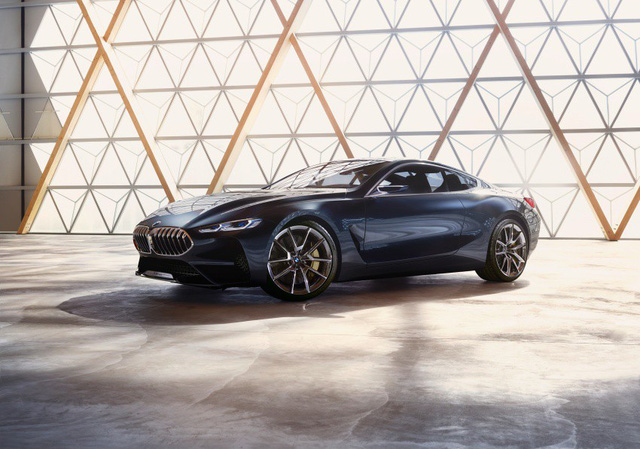 Đông Nam Á được chọn là nơi BMW 8-Series ra mắt toàn cầu? - Ảnh 6.