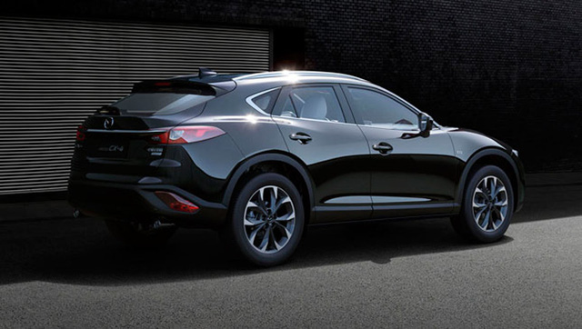 Mazda CX-4 cũng không thoát được nạn nhái xe tại Trung Quốc - Ảnh 5.