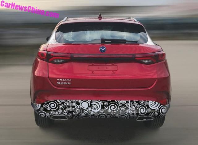 Mazda CX-4 cũng không thoát được nạn nhái xe tại Trung Quốc - Ảnh 3.