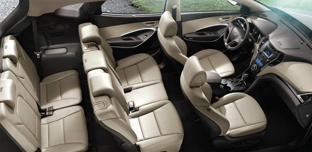 SUV 7 chỗ, chọn Honda CR-V 2018 hay Hyundai Santa Fe 2017? - Ảnh 9.
