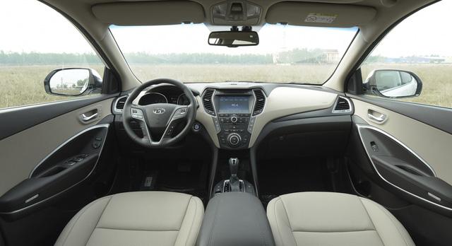 SUV 7 chỗ, chọn Honda CR-V 2018 hay Hyundai Santa Fe 2017? - Ảnh 10.