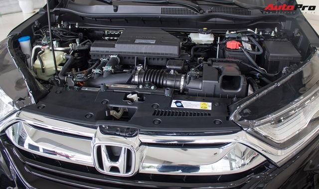Cháy hàng chính hãng, Honda CR-V 2018 tuồn ra đại lý tư nhân với giá trên 1,3 tỷ đồng - Ảnh 9.