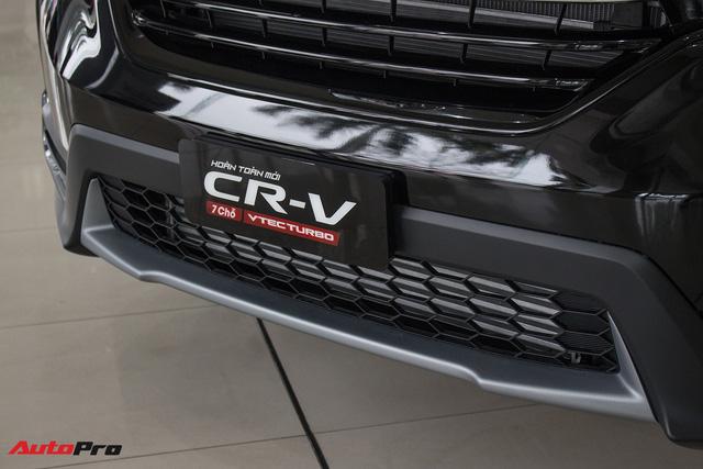SUV 7 chỗ, chọn Honda CR-V 2018 hay Hyundai Santa Fe 2017? - Ảnh 16.