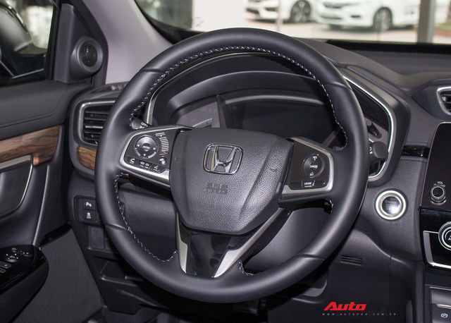 SUV 7 chỗ, chọn Honda CR-V 2018 hay Hyundai Santa Fe 2017? - Ảnh 21.
