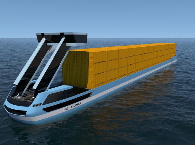 Tesla mặt nước ra đời và đây có thể là tương lai của giao thông đường thuỷ - Ảnh 1.