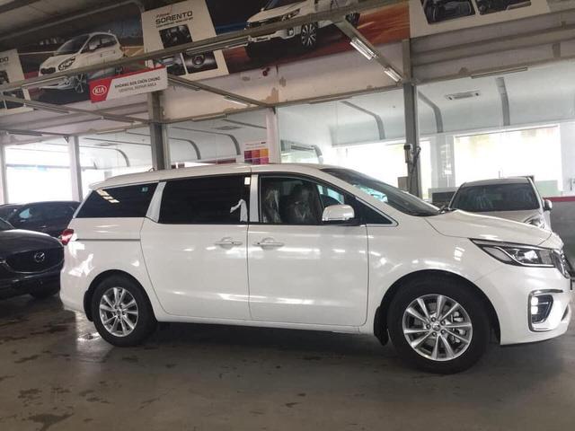 Kia Sedona facelift bất ngờ xuất hiện tại Việt Nam với những công nghệ mới - Ảnh 5.