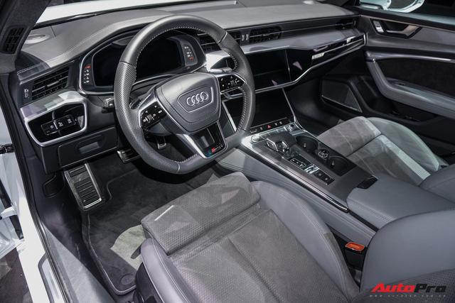 Chi tiết Audi A6 vừa trình làng Đông Nam Á, cạnh tranh Mercedes-Benz E-Class - Ảnh 4.