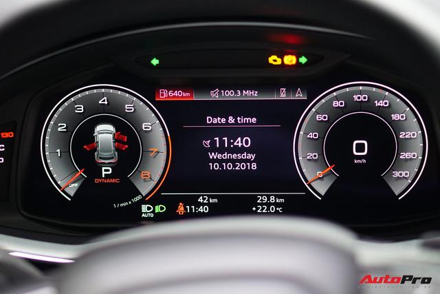 Xem trước Audi Q8 sẽ ra mắt Việt Nam ngay cuối tháng này - Ảnh 9.